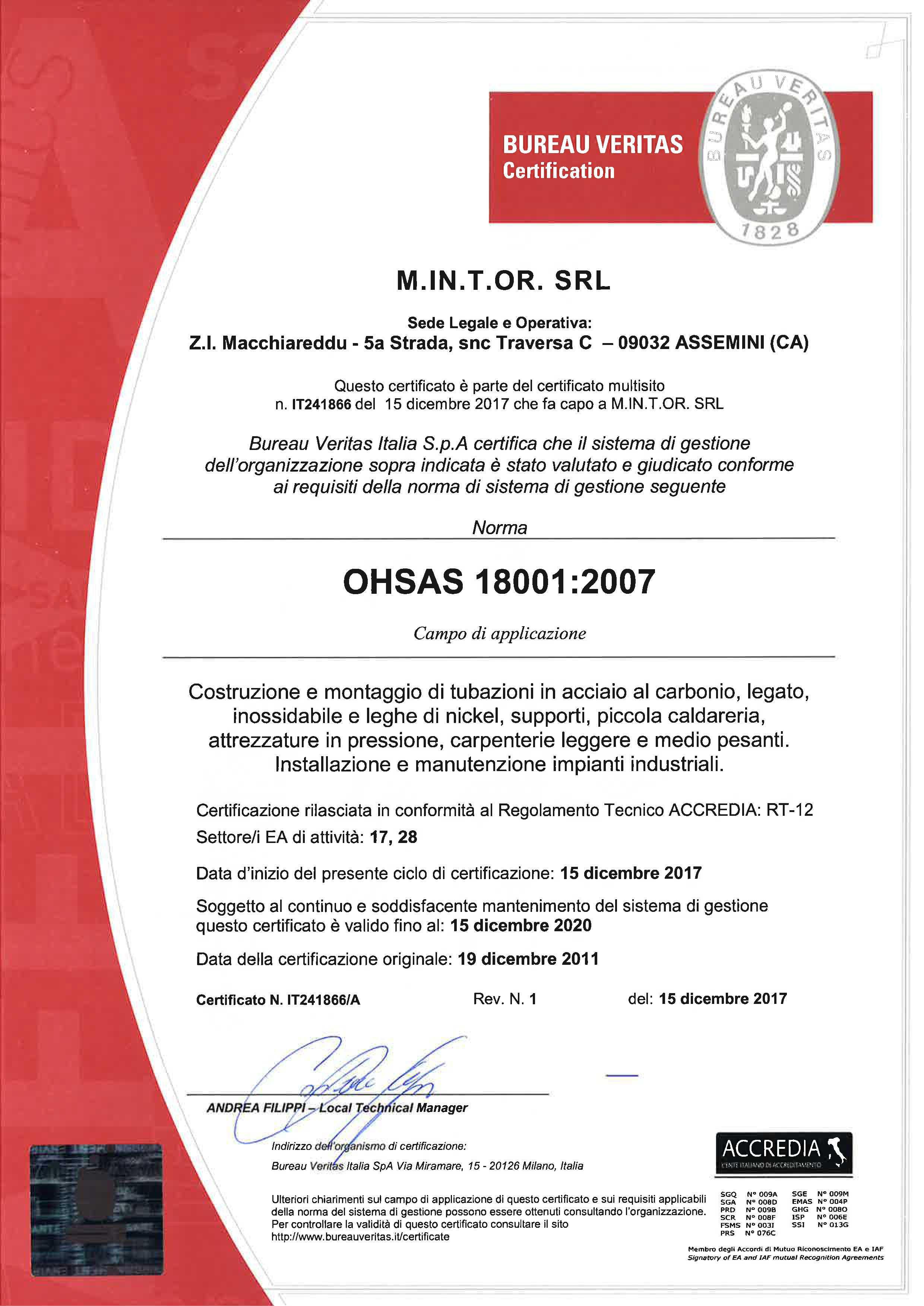 certificazioni-mintor-luglio-2019_0004_M.IN.T.OR. SRL - 18001 FIGLIO A
